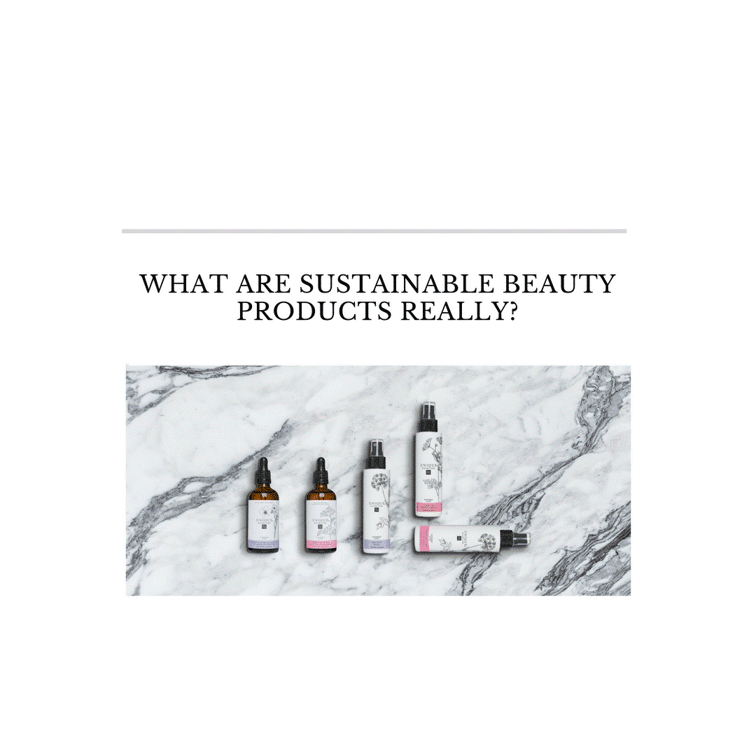 Read more about the article What are sustainable beauty products really?