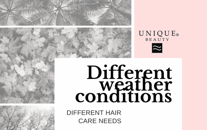 Read more about the article Different weather conditions – different hair care needs