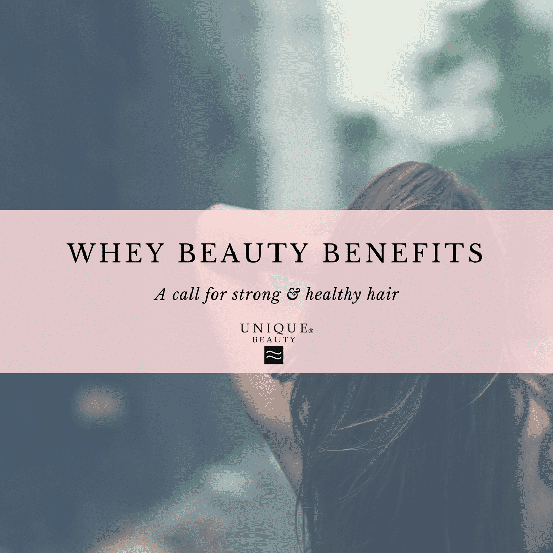 Read more about the article The beauty benefits of whey protein