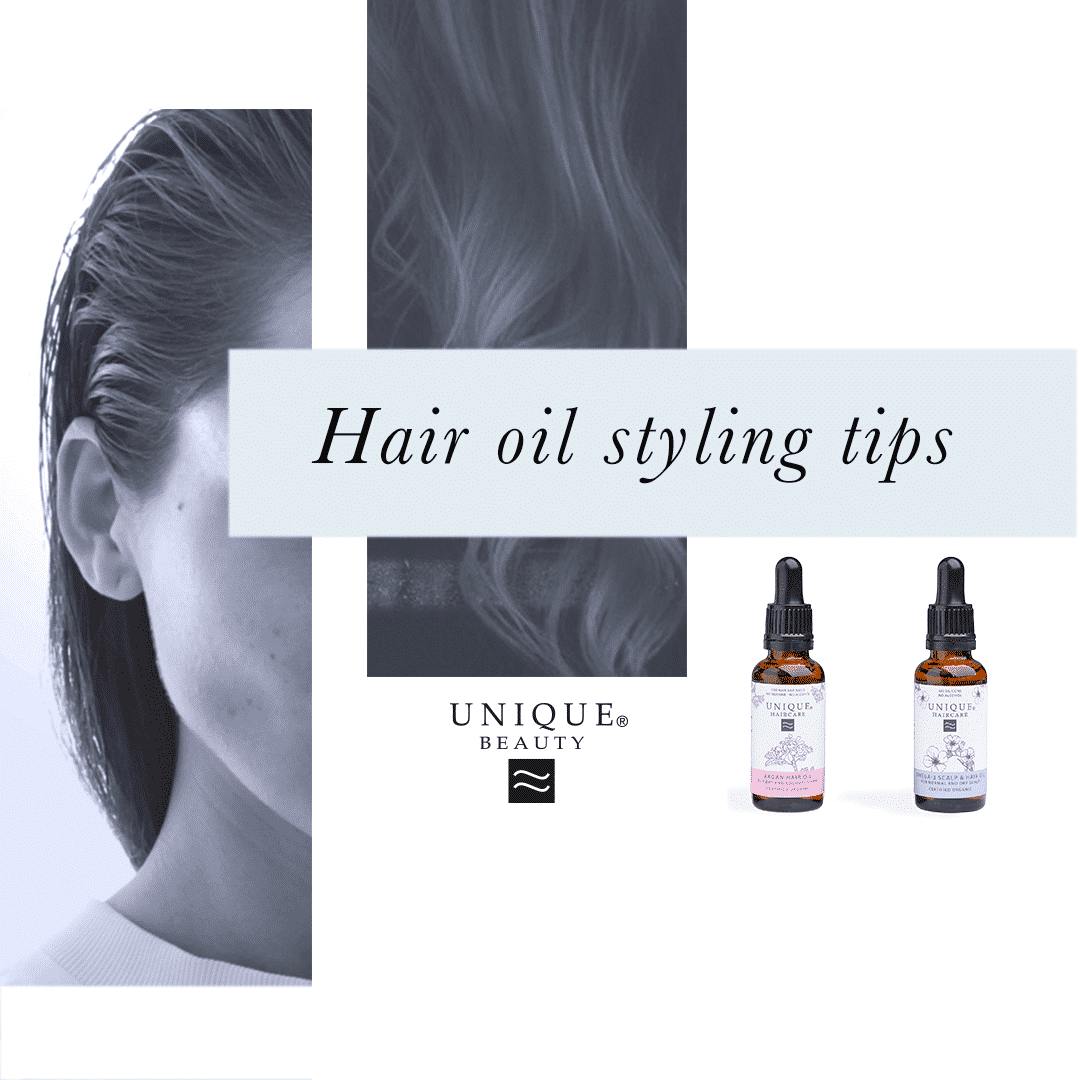 Read more about the article Tips on how to style hair with Unique Beauty hair oils